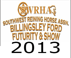Latest NEWS from 1st Go Southwest Reining Horse Association Futurity